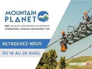 présentation du motorgames - mountain planet