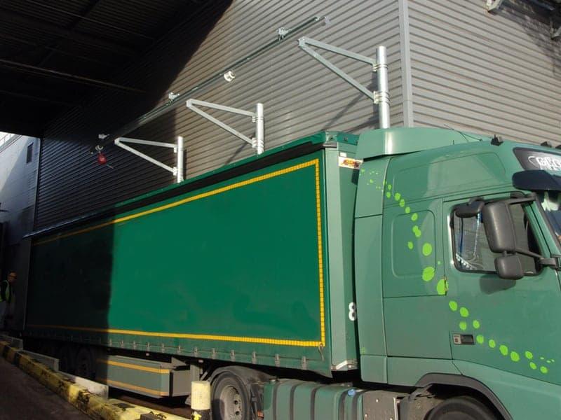 sécurisation des interventions sur camion