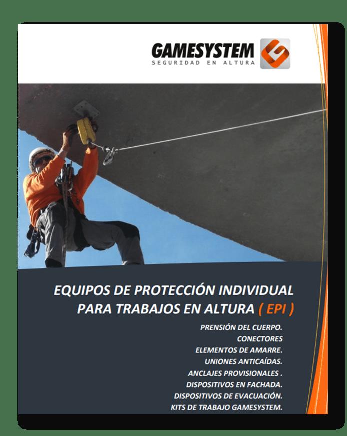EQUIPOS DE PROTECCIÓN INDIVIDUAL - Gamesystem