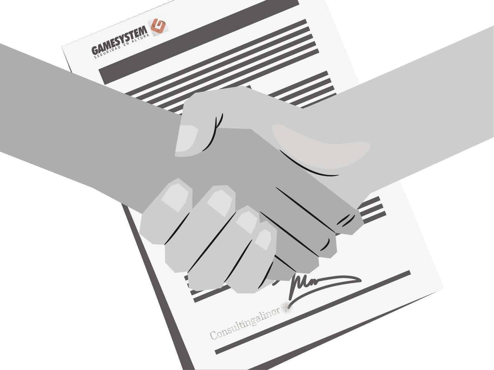 Acuerdo con Consultingalinor