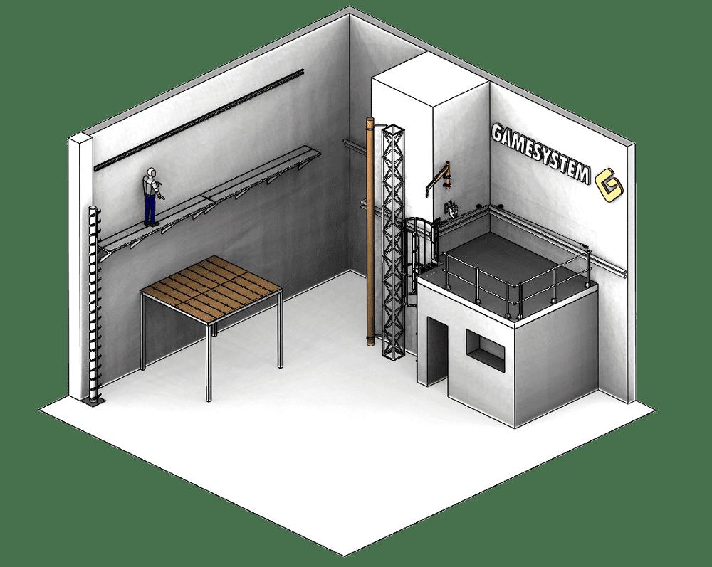 gamesystem palestra