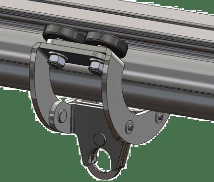 Chariot pour rail